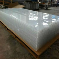 Acrylic Glass Sheet Scrap