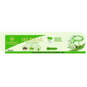 Ayurvedic Toothpaste For Strong Teeth
