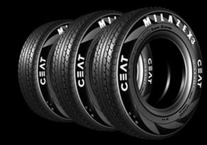 Ceat Car Rubber Tyres