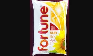 Fortune Sunflower Refined Cooking Oil