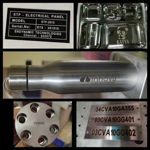 Permanent Metal And Non Metal Laser Engraving Services