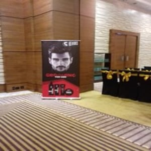 Printed Roll Up Banner Standee