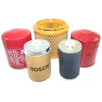 Round Shape Tractor Hydraulic Filter