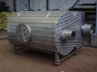 Indirect Fired Air Heater