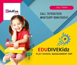 Play School Management Solution