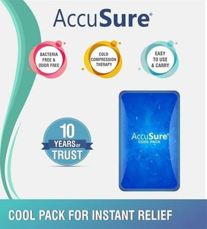 Easy to Use Accusure Cool Pack