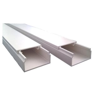 Rectangular PVC Cable Duct