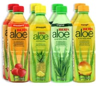 Aloe Vera Drink With / Without Pulp