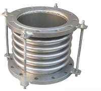 Corrosion Resistant Expansion Joint