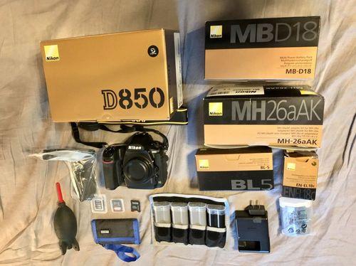 Brand New D850 Digital Camera (Nikon)