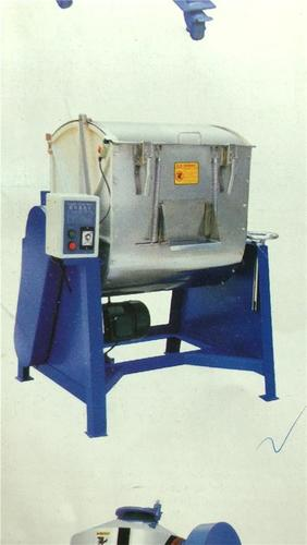 Horizontal Type Color Mixer With Reducer Motor