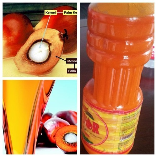 Natural Refined Palm Oil