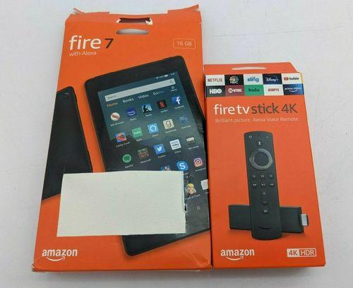 Amazon Fire 7 Wi-Fi Inch Plum Tab Alexa