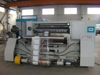 Automatic High- Speed Slitter Machine