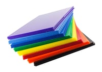 Light Weight PP Corrugated Sheets