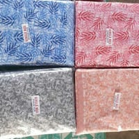 Printed Pure Polyester Cotton Bed Sheets