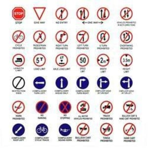Custom Road Safety Signs