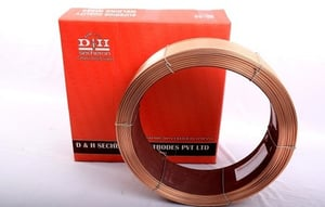 Copper Coated Saw Wire