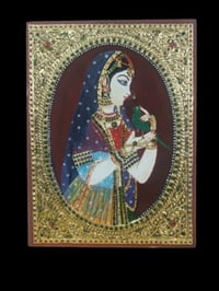 Hand Painted Tanjore Painting