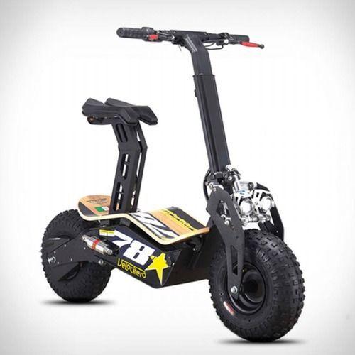 Electric Velocifero Scooter Bike
