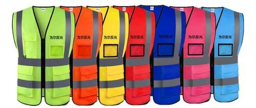 Comfort to Wear Reflective Vest