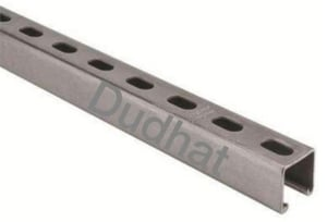 Perforated Solar Strut Channel
