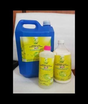 Pure Natural Floor Disinfectant