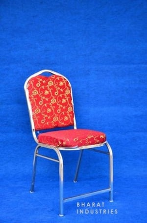 Red Banquet Hall Chairs