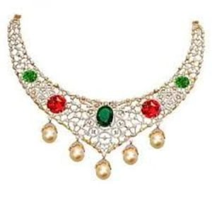 Party Wear Imitation Necklace
