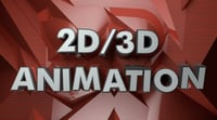 2D And 3D Animation Designing Service