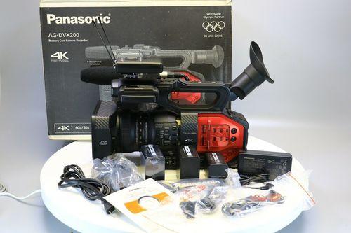 AG-DVX200 Professional Camcorder J5TCA0707 (Panasonic)