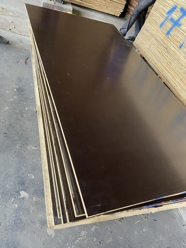 Full Hardwood Core Film Faced Plywood and Hardwood Plywood for Construction