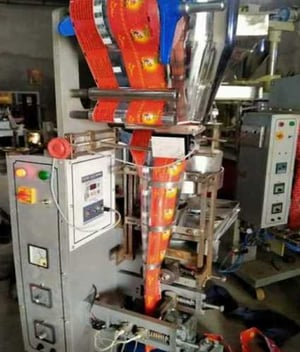 Fully Automatic Tea Packing Machine