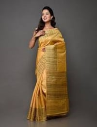 Women Attractive Kosa Sarees