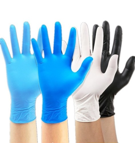 Disposable Latex And Nitrile Gloves