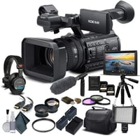 Full HD Camcorder With RS Imaging Sensor