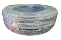 1 mm 2 Core Flat Copper Wires
