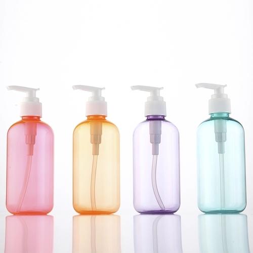 All Sizes Plastic Bottle