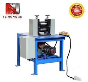 DG25 Rolling Mill for Round/Square/ Flat/Elliptical Pipe 380V 50HZ 4KW