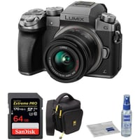 Panasonic Lumix DMC-G7 Mirrorless Micro Four Thirds Digital Camera