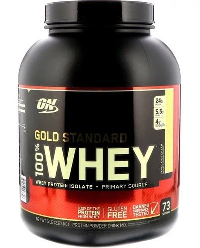 Optimum Gold Standard Whey Protein