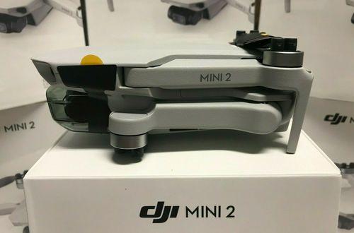 DJI Mini 2 Fly More Combo \\342\\200\\223 Ultralight Foldable Drone, 3-Axis Gimbal with 4K Camera, 12MP Photos, 31 Mins Flight Time, OcuSync 2.0 10km HD Video Transmission