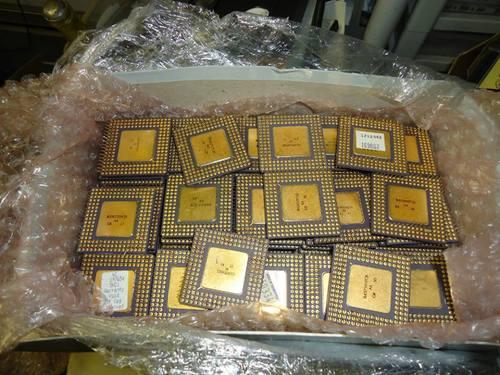 A Grade CPU Ceramic Scrap
