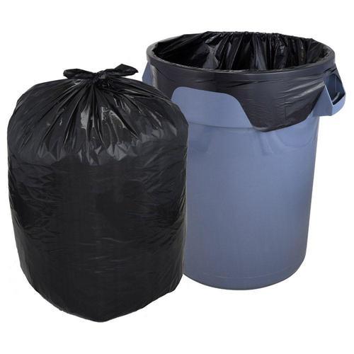 Plastic Garbage Bags S-shaped Handle