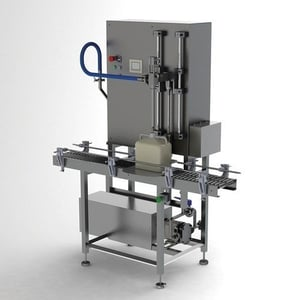 Stainless Steel Electric Oil Filling Machine
