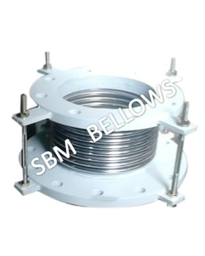 SS Round Defence Industries Bellows