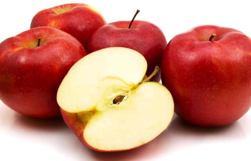 Organic Red Apple Fruit