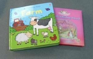 Kids Book Printing Services