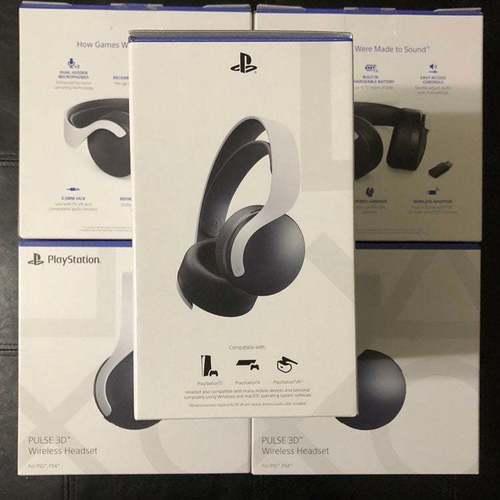 Pulse 3D Wireless Headset (Playstation)