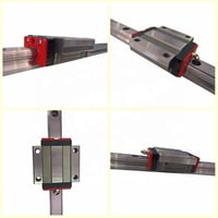 65 mm High Positional Accuracy Linear Motion Guide System